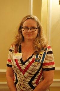 photo of 2nd Vice Regent Janice Coffey