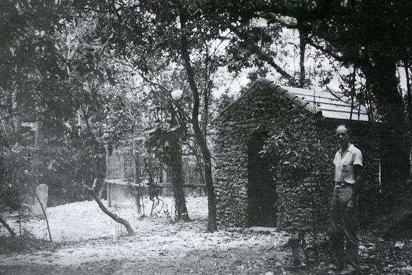 Deer Pen, Paradise Key, NPS archives July, 1934