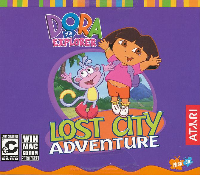 Explorer Mountain Dora Map Star