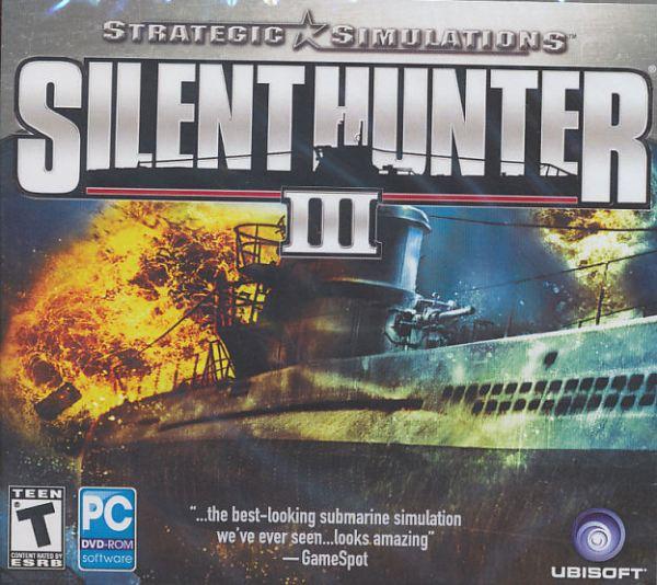 SILENT HUNTER 3 III - WW2 Submarine Combat WWII U-Boat ...