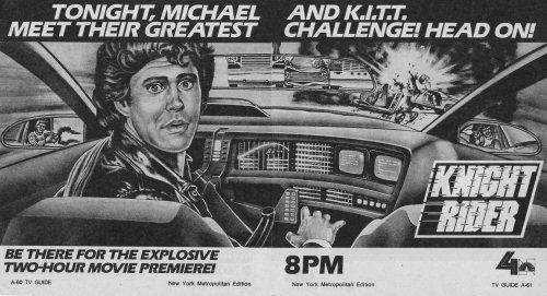 Knight Rider Archives Goliath 1983