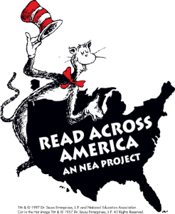 Read Across America Logo