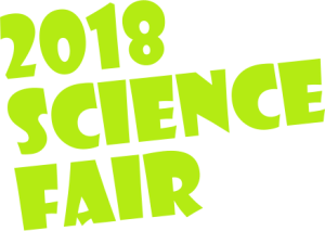 2018 Science Fair Logo