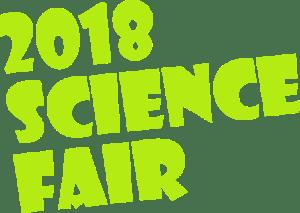 2018 Science Fair Logo