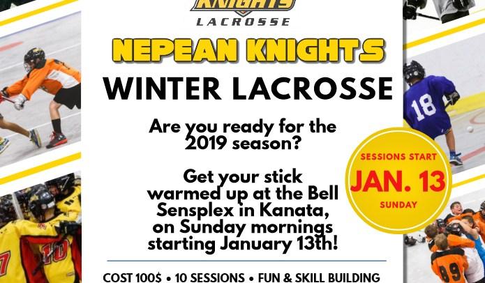 2019 Winter Lacrosse Details