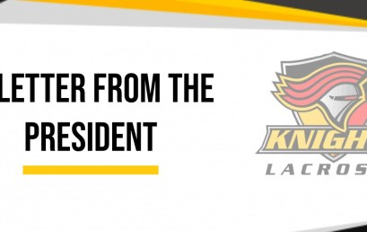 Year end letter from the president
