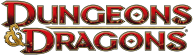 Dungeons and Dragons roleplaying game logo