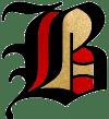 B (100) Knights Templar Illuminated Letters www.knightstemplarorder.org