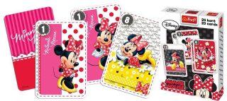 Černý Petr Minnie Mouse