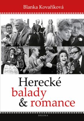 Herecké balady a romance - Blanka Kovaříková