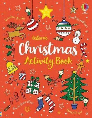 Christmas Activity Book - Erica Harrison