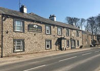 The Greyhound Hotel - Shap