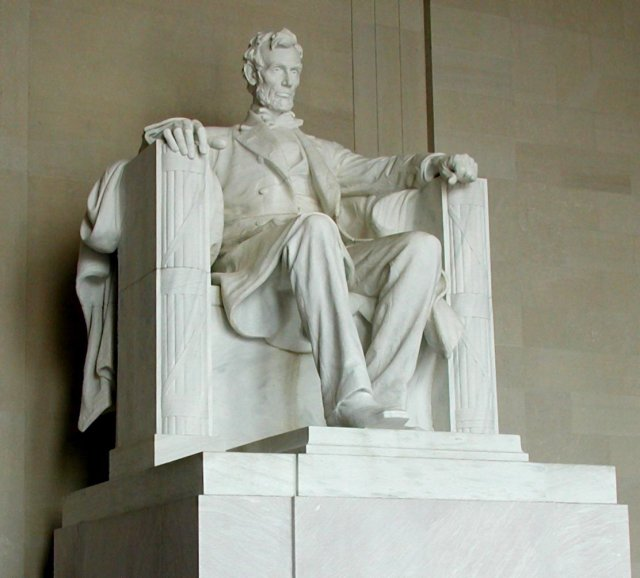 Daniel Chester French, Abraham Lincoln