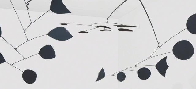 Alexander Calder, Rouge Triomphante