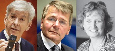 Ministers van Koninkrijksrelaties Plasterk, Donner en Spies