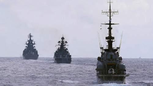 Veneuzelaanse oorlogsschepen waren op weg naar Aruba om Carvaljal op te pikken: Asjes en Timmermans grepen in | archiefbeeld © reuters.