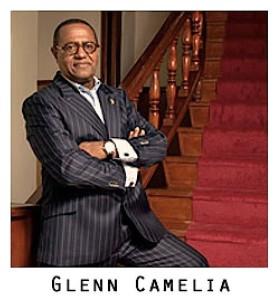 Glenn Camelia - Voorzitter Raad van Rechtshandhaving