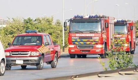 Nog onzeker of Bándabou eigen brandweerpost krijgt