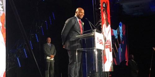 Andruw Jones opgenomen in Hall of Fame | Foto Atlanta Braves