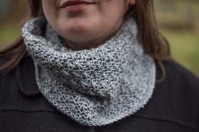 Cupido cowl in Ginger Twist Luscious