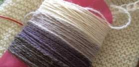 my hap colour swatch