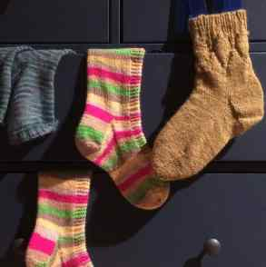 and the sock drawer additions