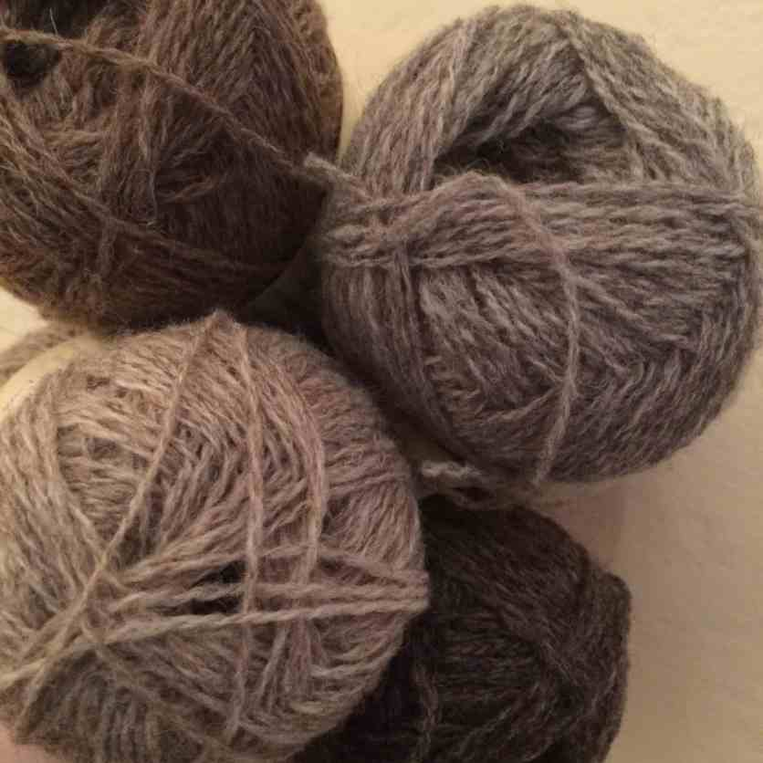 Sheltand laceweight