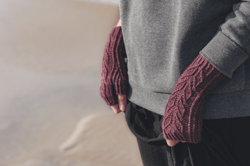 Caswell Bay Mitts