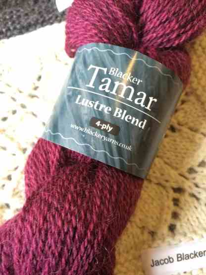 Tamar from Blacker Yarns