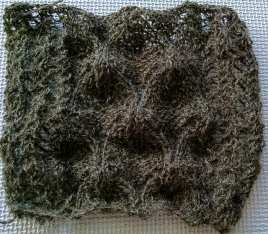 Dry Gardening's unblocked swatch