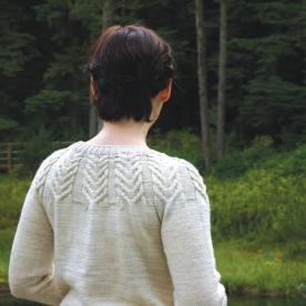 Antler Cardigan from Pacific Knits