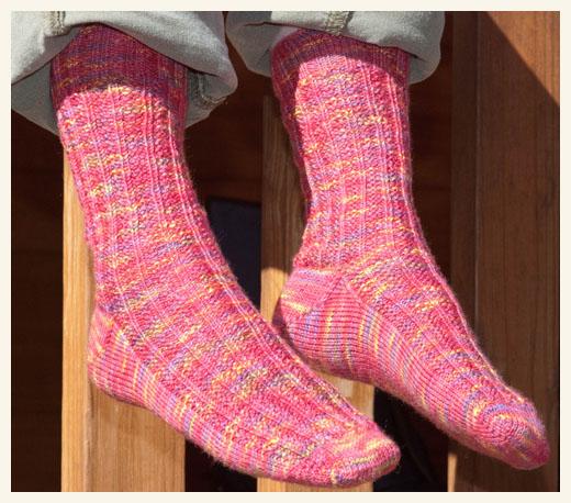 Gridiron Socks