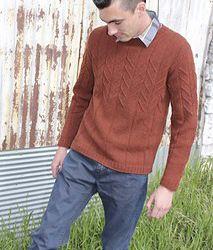 bryce sweater chevron