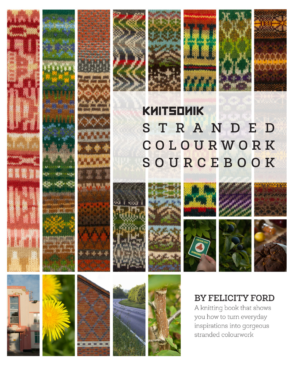 The KNITSONIK Stranded Colourwork Sourcebook