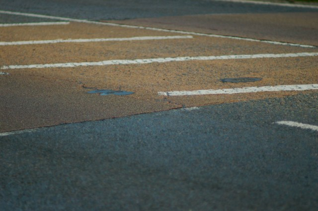 Check out the many shades of tarmac being documented online with the hashtag #TarmacTuesday