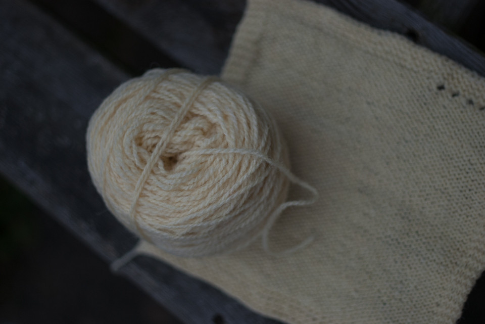 The Knit British Breed Swatch KAL - a great way to discover new types of wool!