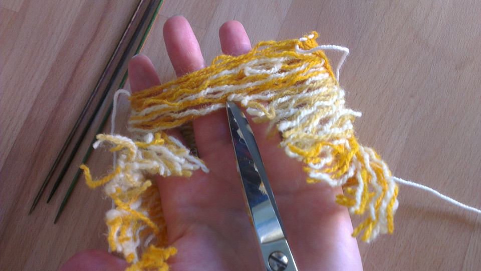 CUTTING YOUR KNITTING IS A PIECE OF CAKE WITH SLICE!