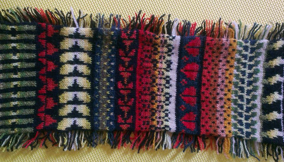 #knitsonikcaterpillars