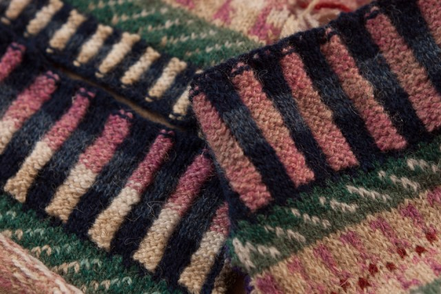 ...experiments in correct ribbing!