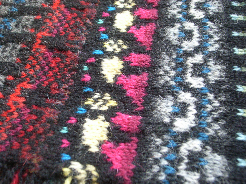 Paris, Texas swatch detail