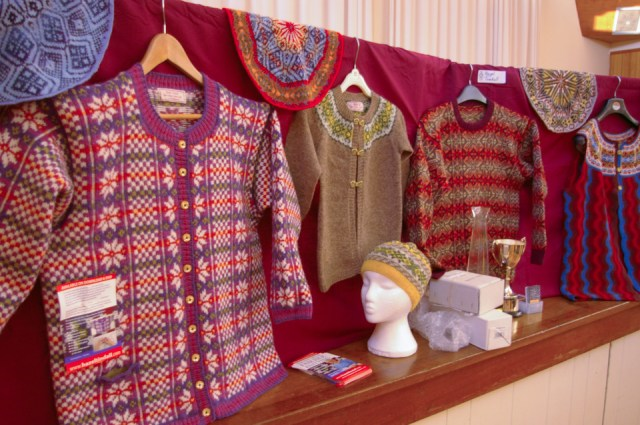 Hazel Tindall's Magnificent Fair Isle