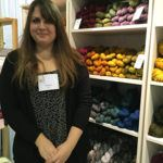 Melissa Thompson of Sweet Fiber Yarns