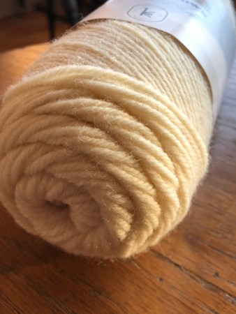 Germantown Yarn up close