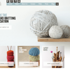 UK Hand Knitting new website