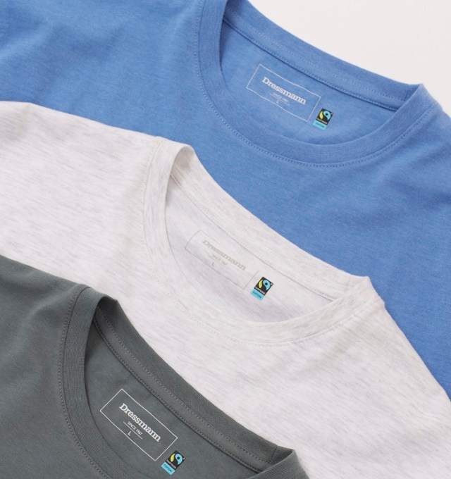 The move will see the Norwegian apparel chain launch its new range of T-shirts, boxers and socks. © Dressmann