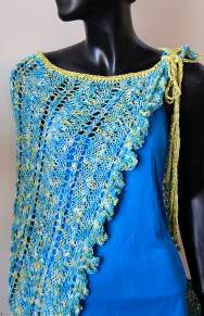 Sarong Cover Up Knitting Pattern