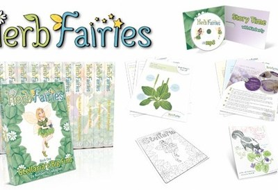 Herb Fairies Book Club closes TONIGHT!