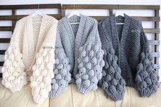 Hand Knitting Women's Sweaters (1)