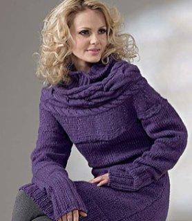 Hand Knitting Women's Sweaters