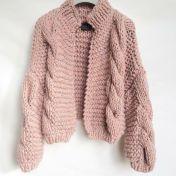 Hand Knitting Women's Sweaters (35)